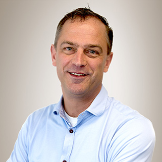 Jan Jaap Weerstand, CEO of Steltix